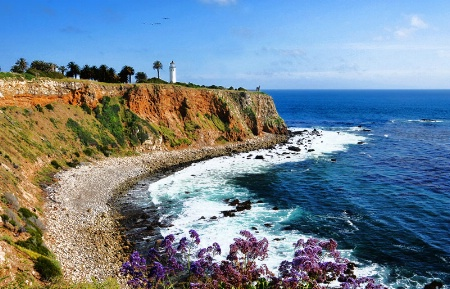 Pt. Vicente Lighthouse