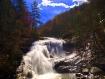 Bald River Falls ...