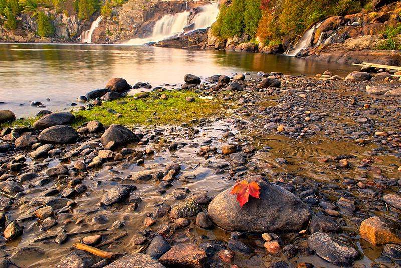 Autumn on Clear Lake - ID: 11600418 © Eric Highfield
