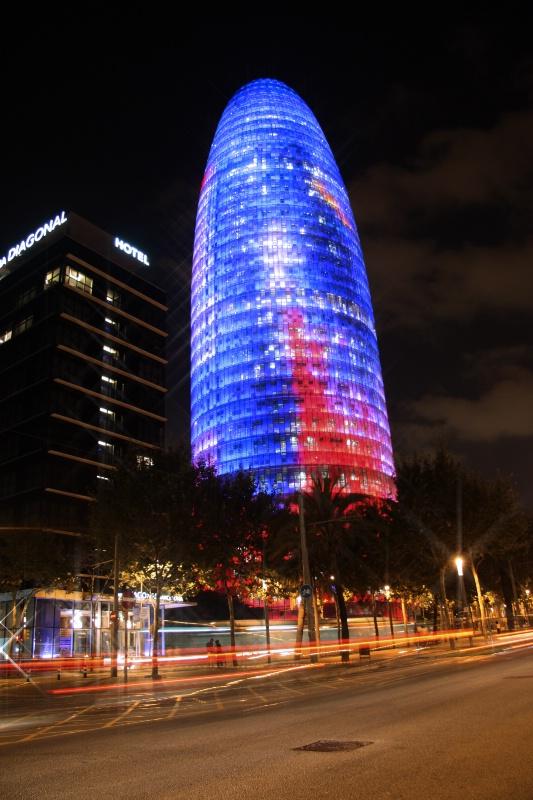 Torre De Agbar