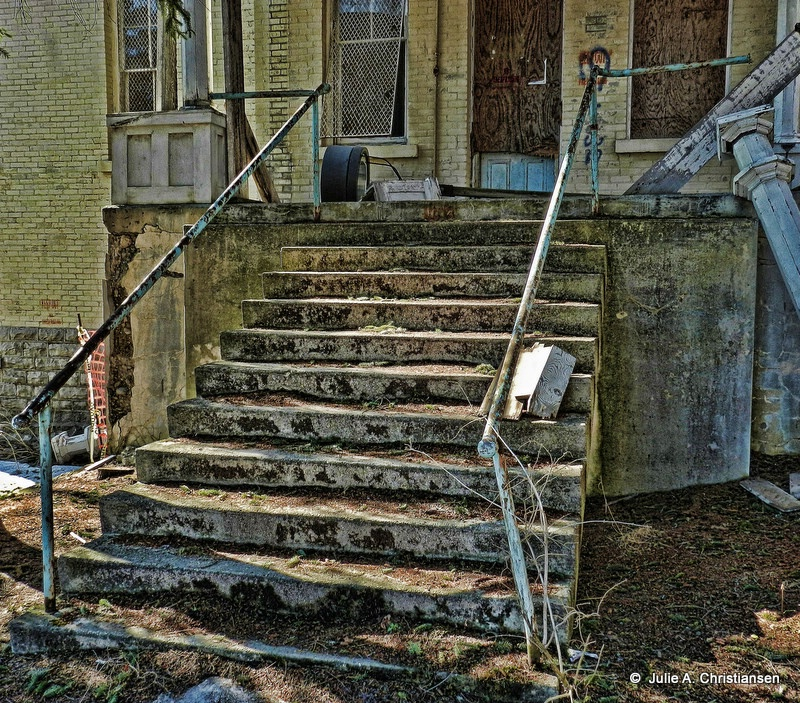 Stairs............
