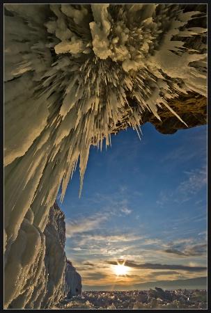 Crazy Baikal's verticals