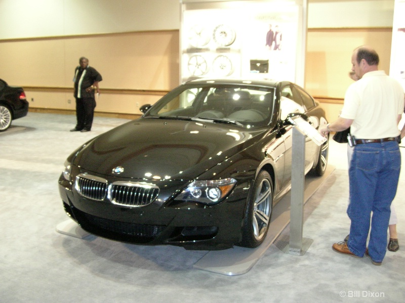 2007 BMW M6 - ID: 11637986 © William E. Dixon