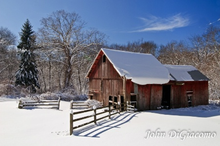Caleb Smith Barn
