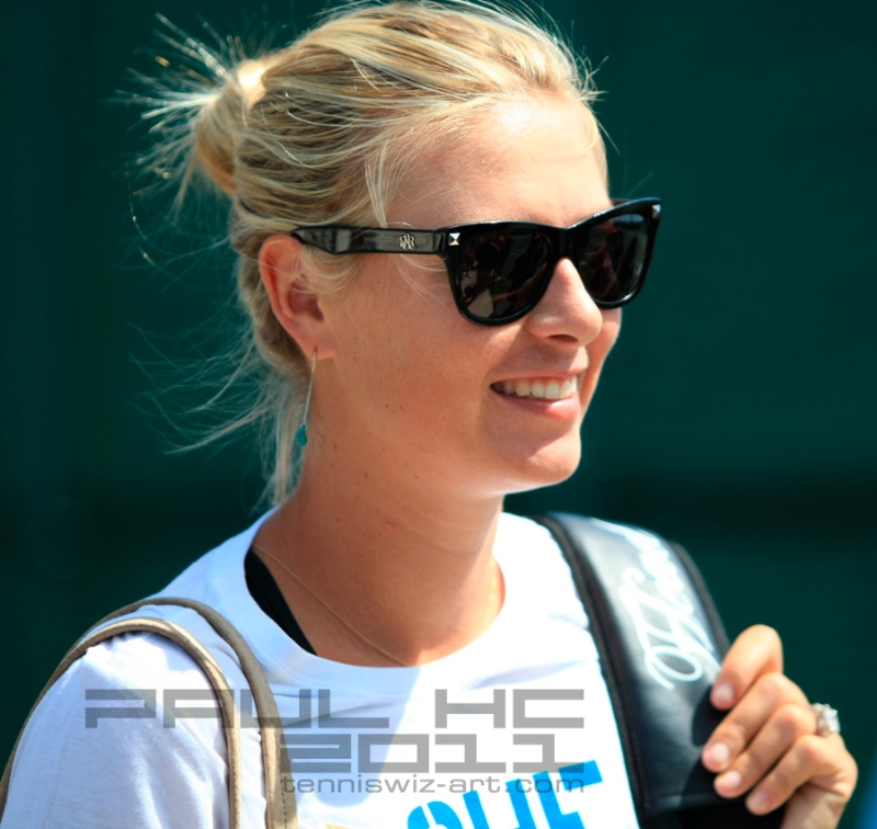 Maria Sharapova  Atlantis Kids Clinics 1 - ID: 11651261 © Paul HAGE CHAHINE