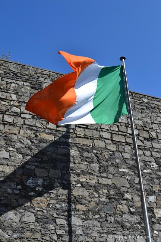 Ireland flag - ID: 11652607 © Jannalee Muise
