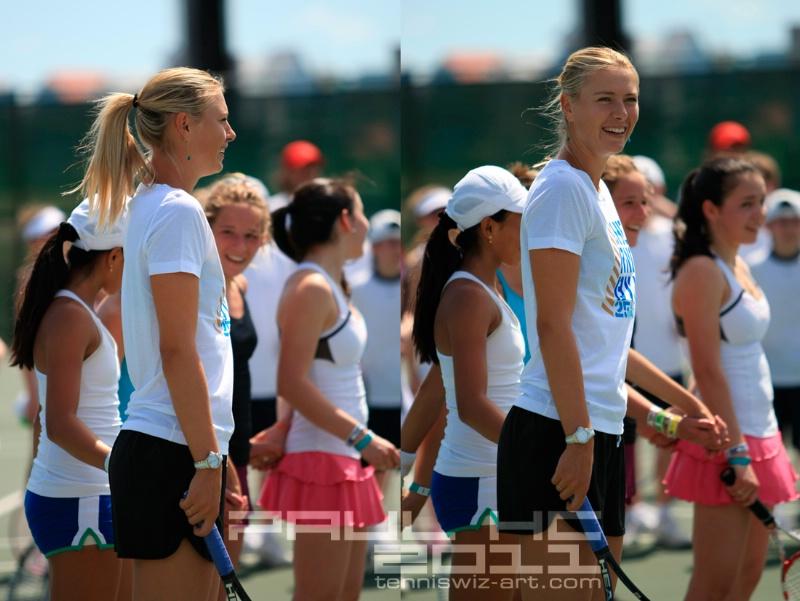 Maria Sharapova clinics1.jpg - ID: 11659242 © Paul HAGE CHAHINE