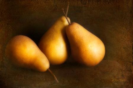 ~Golden Pears~