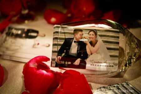 Delicacy Trio - Crystal, Rose Petals & True Love