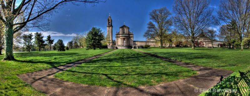 St. Charles Borromeo Seminary 1 - ID: 11688800 © Elliot S. Barnathan