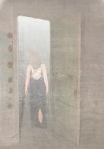 Woman in the Doorway 1