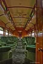 Strasburg Rail Road Luxury Car