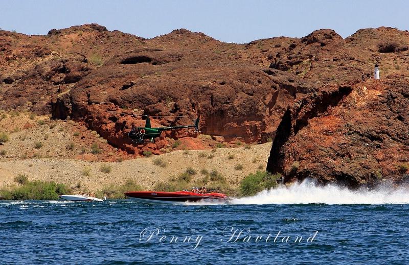 Desert Storm Boat Race