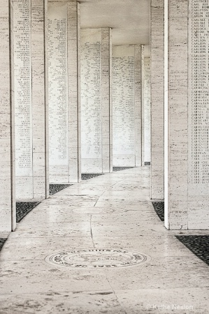 American Memorial in Manila