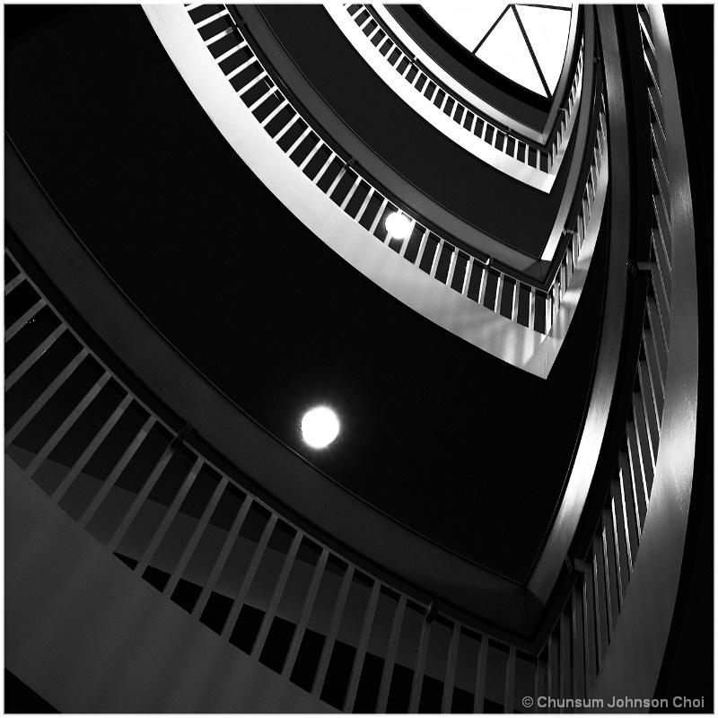 Chicago MCA Stairs