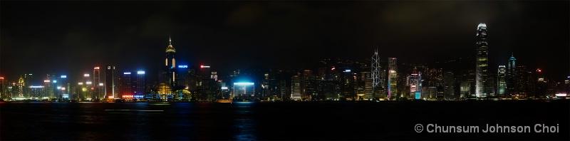 Hong Kong - Victoria Harbor