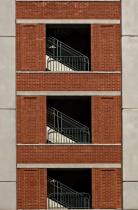 horizontal, diagonal and vertical lines