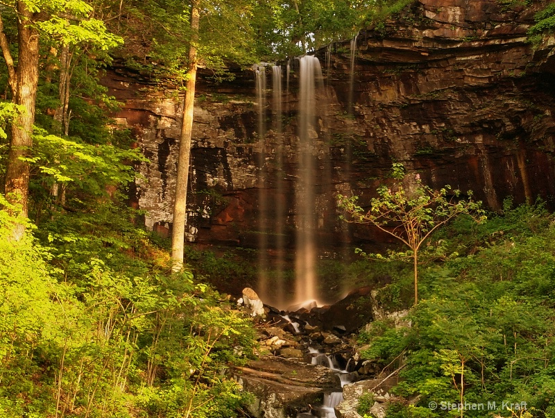 Full Wildcat Falls
