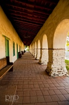 A walk thru San Juan Bautista Mission