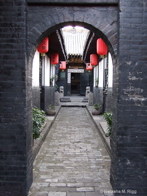 Red Lanterns, Pingyao, China
