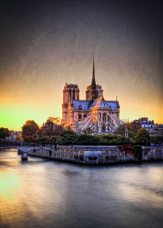 Nostalgic in Paris