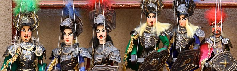 Sicilian Marionettes