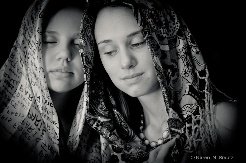 Sister Softly - ID: 11750780 © Karen N. Smutz
