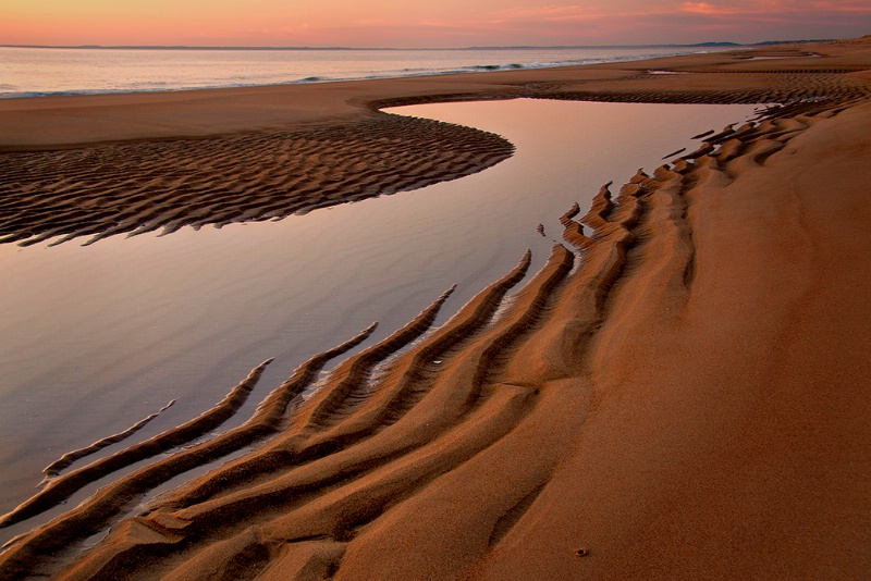 Dawn, Plum Island Beach