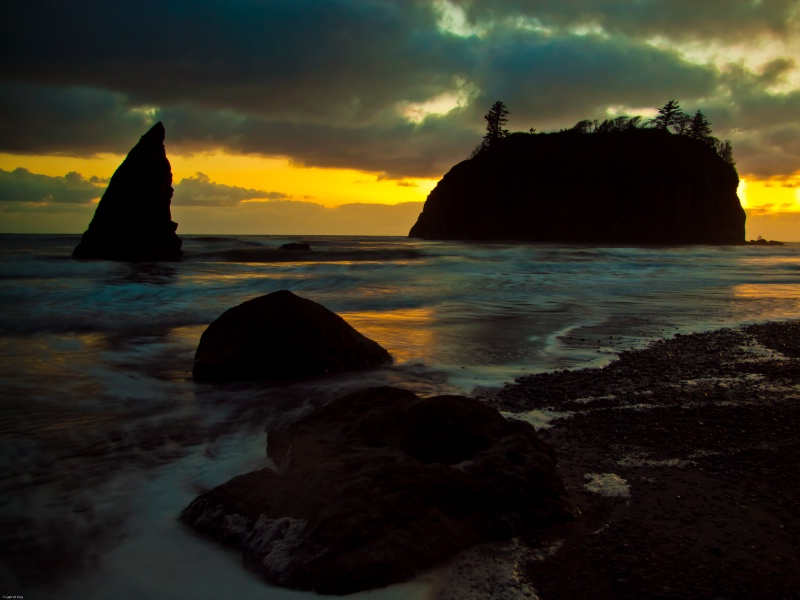 ~Ruby Beach, Wa~