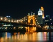 Roebling bridge f...