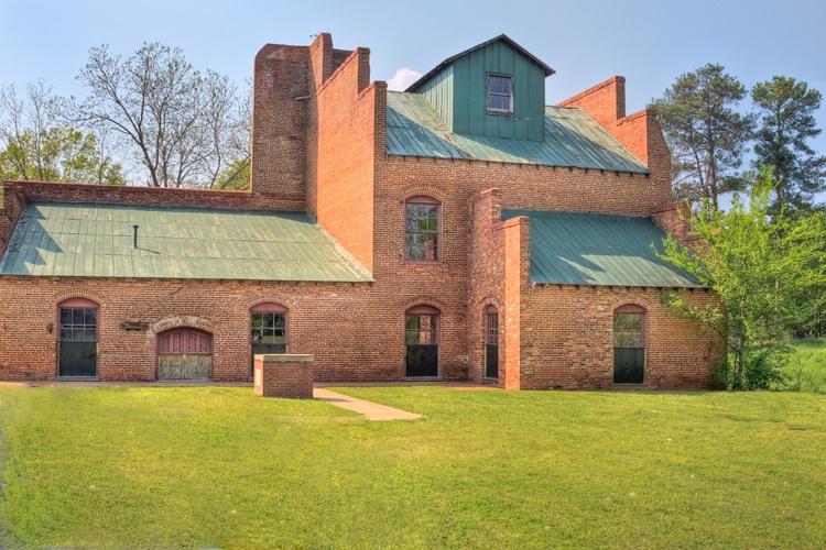 Dorn Mill(1898), McCormick, SC - ID: 11795696 © george w. sharpton