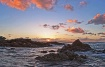 Rainbow Bay Sunse...