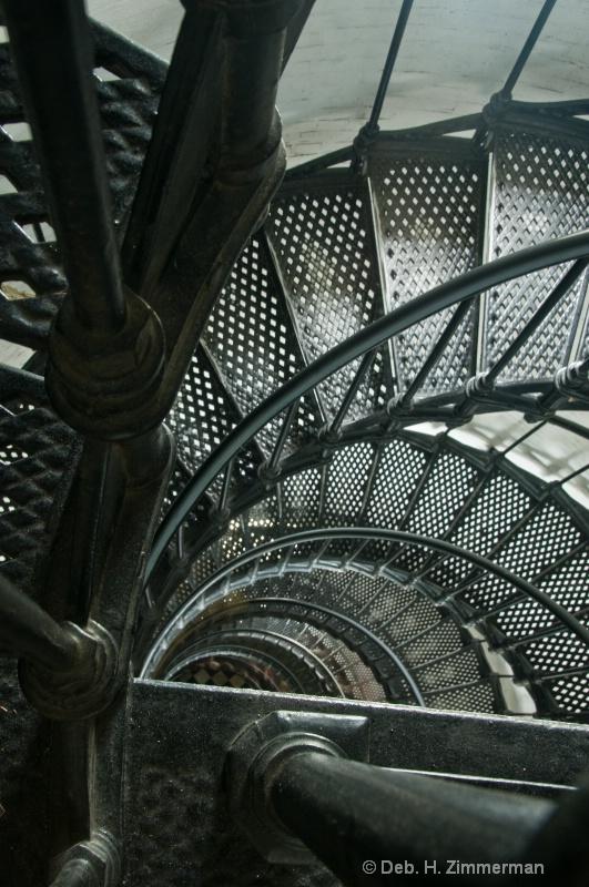 Radiating Steps - ID: 11800641 © Deborah H. Zimmerman