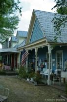 Main Street, Juliette, GA, wide angle