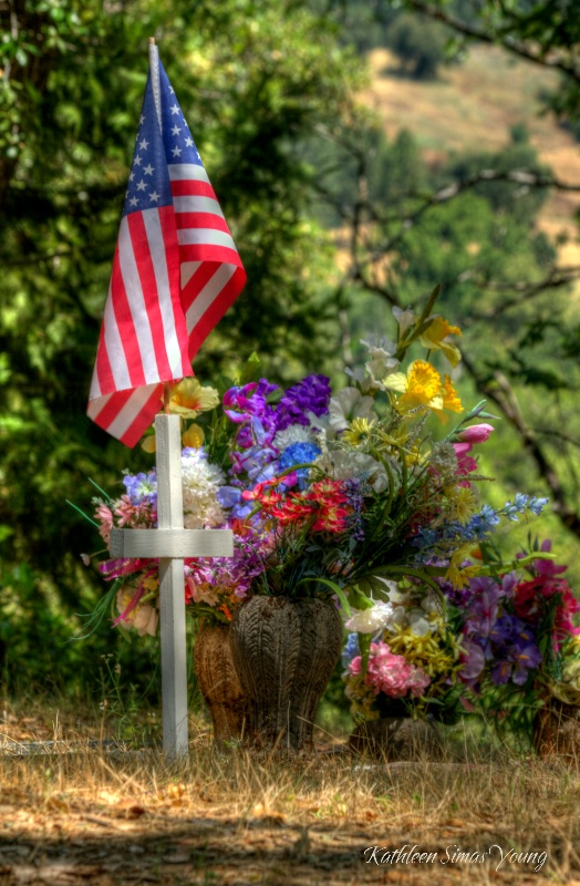 In Memory of those who've served . . .