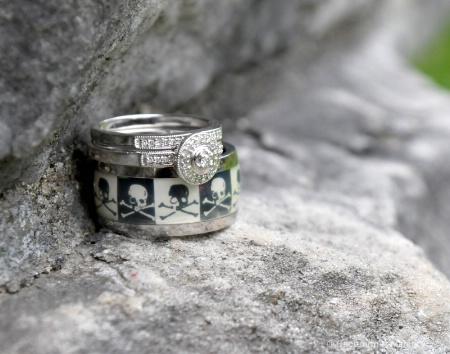 Wedding Rings Rock!