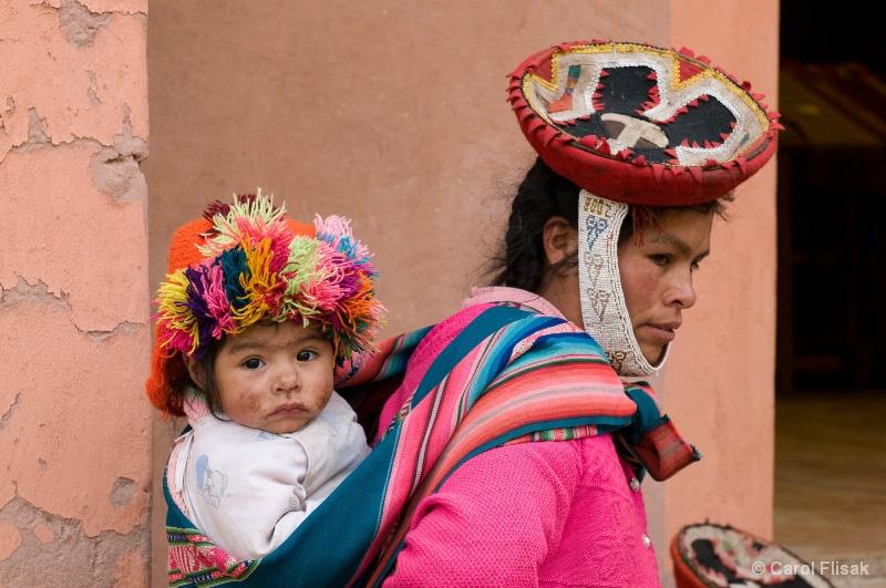 Precious Cargo ~ Willoc, Peru - ID: 11814507 © Carol Flisak