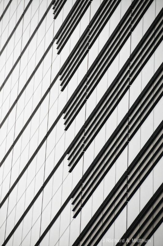 Manhattan Design: Vertical Keyboard