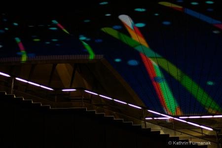 Sydney Opera Vivid Festival/ Australia
