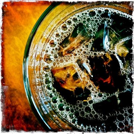 Iced Tea on a Hot Day