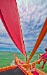 Sailing to Mokoli...