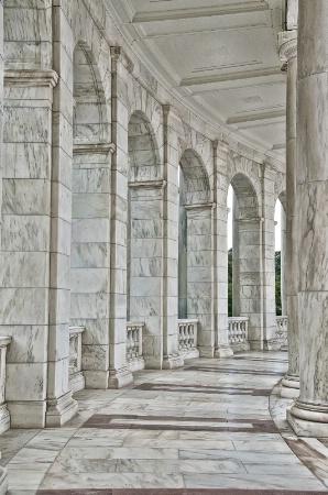 Memorial Amphitheather Arlington Cemetery