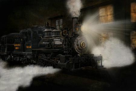 Locomotive No. 3