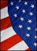 US Flag Closeup