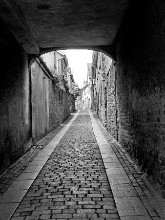"""""""The Old Alley"""""""