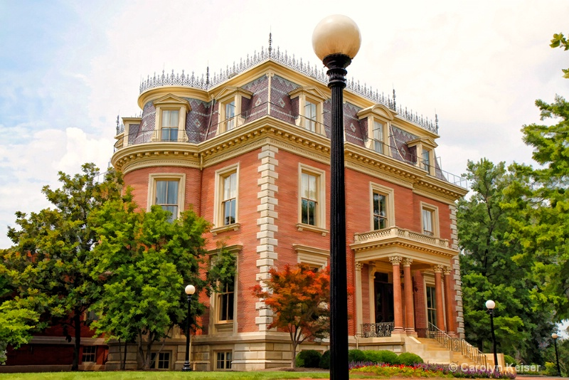 Governor's Mansion, Missouri - ID: 11941749 © Carolyn Keiser