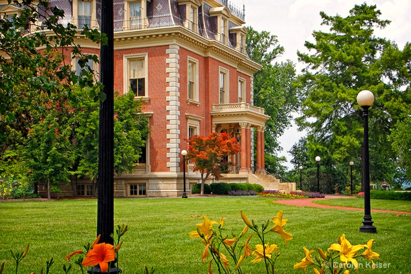 Missouri Governor's Mansion - ID: 11941752 © Carolyn Keiser