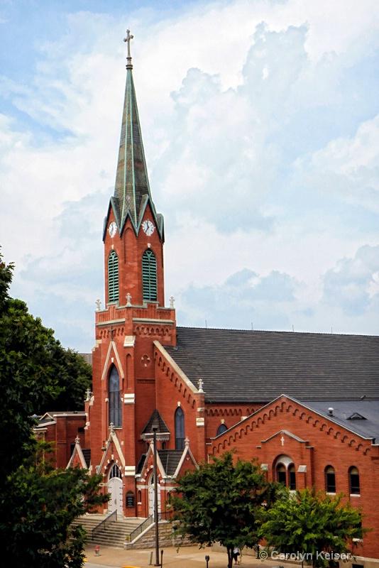 St. Peter Catholic Church, 1883 - ID: 11942996 © Carolyn Keiser