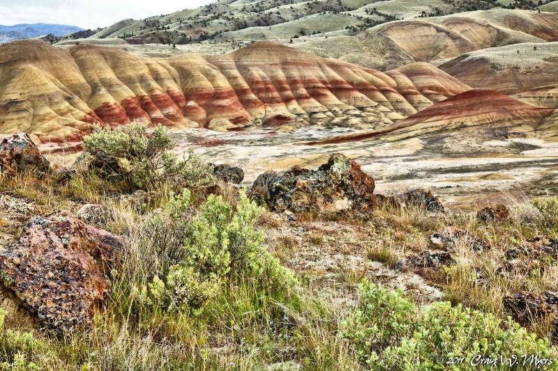 Loose Stones & a Diadem - ID: 11958768 © Craig W. Myers