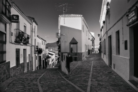 Streets of Andalucia